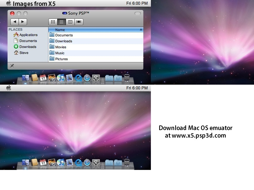 How to Run Mac OS on aPSP