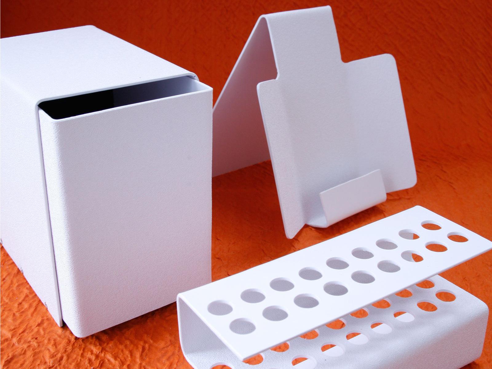 New Project: ABS Plastic Fantastic DeskSet