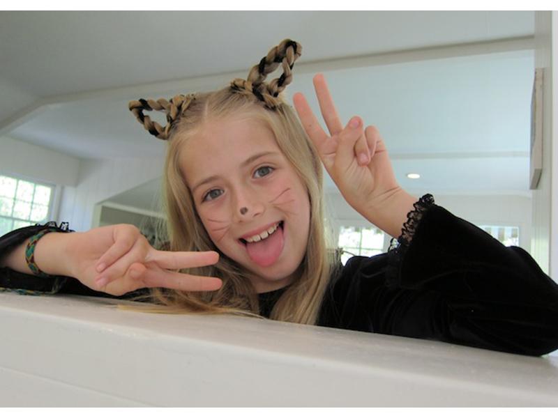 Kitty-Cat Braids
