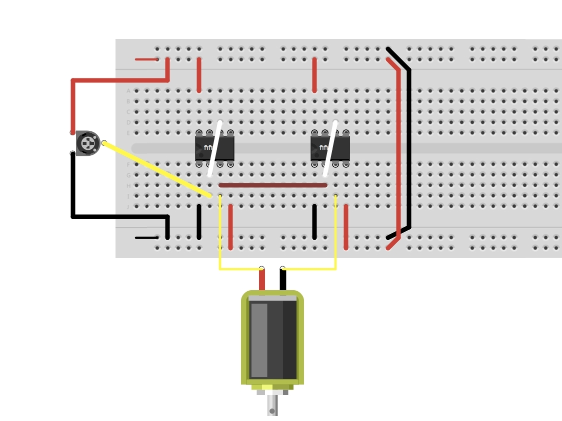 Control Three Types Of Motors With 555 Timers Make