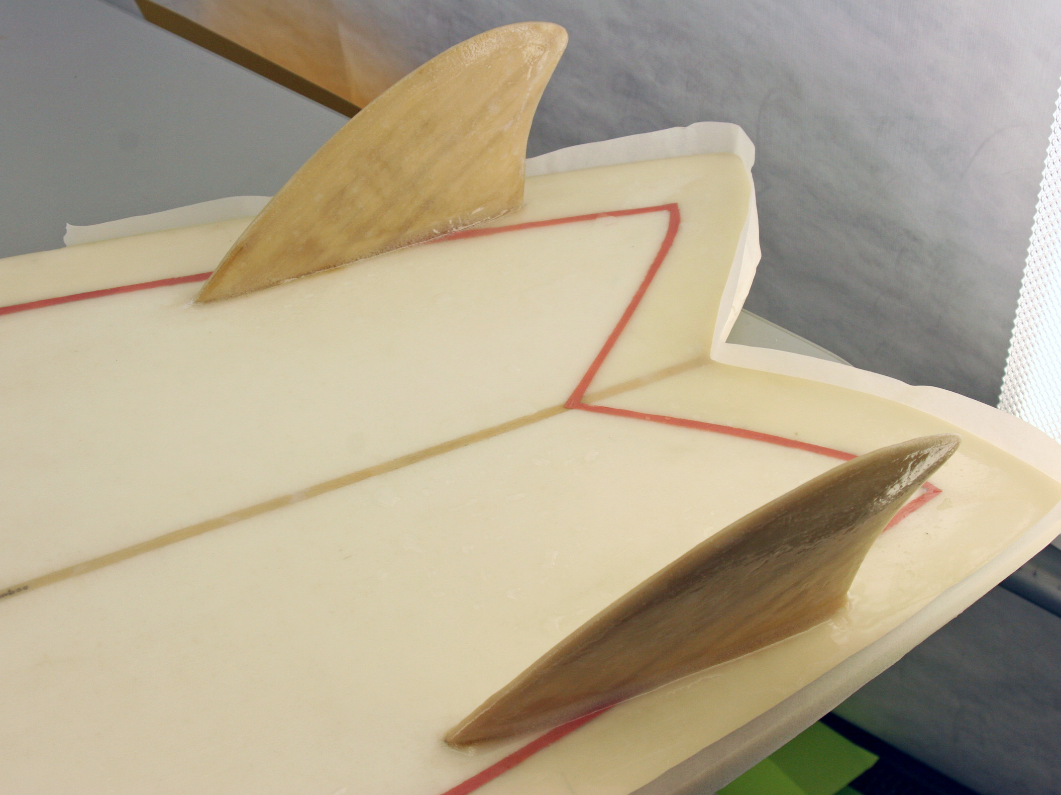 New Project: Greener Surfboard