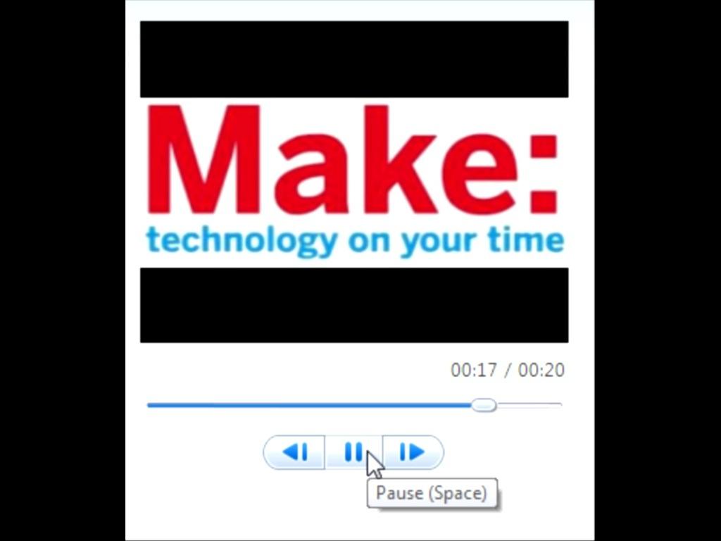 Create Video in Windows MovieMaker