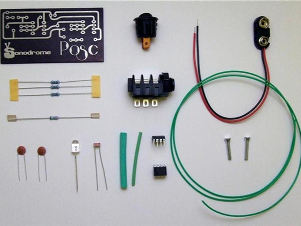 Build a POSC Synthesizer