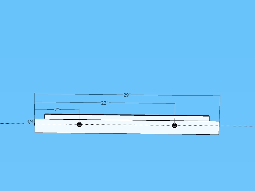 CEB Main Frame: U-Channel Prep