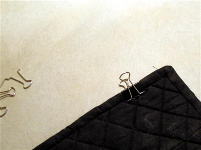 No-Holes Poster/Quilt Hanger