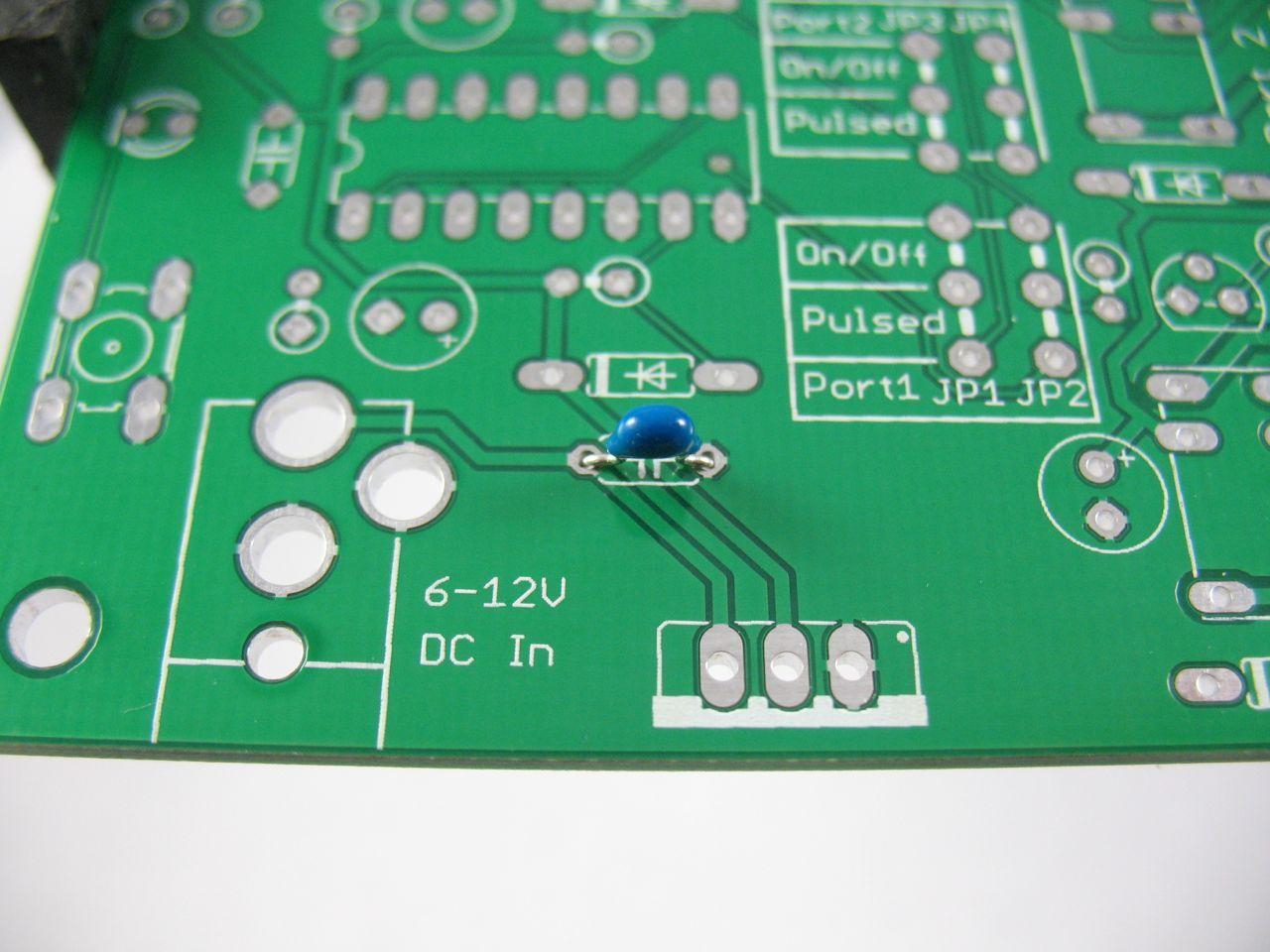 XBee Pulse I/O PCB AssemblyInstructions