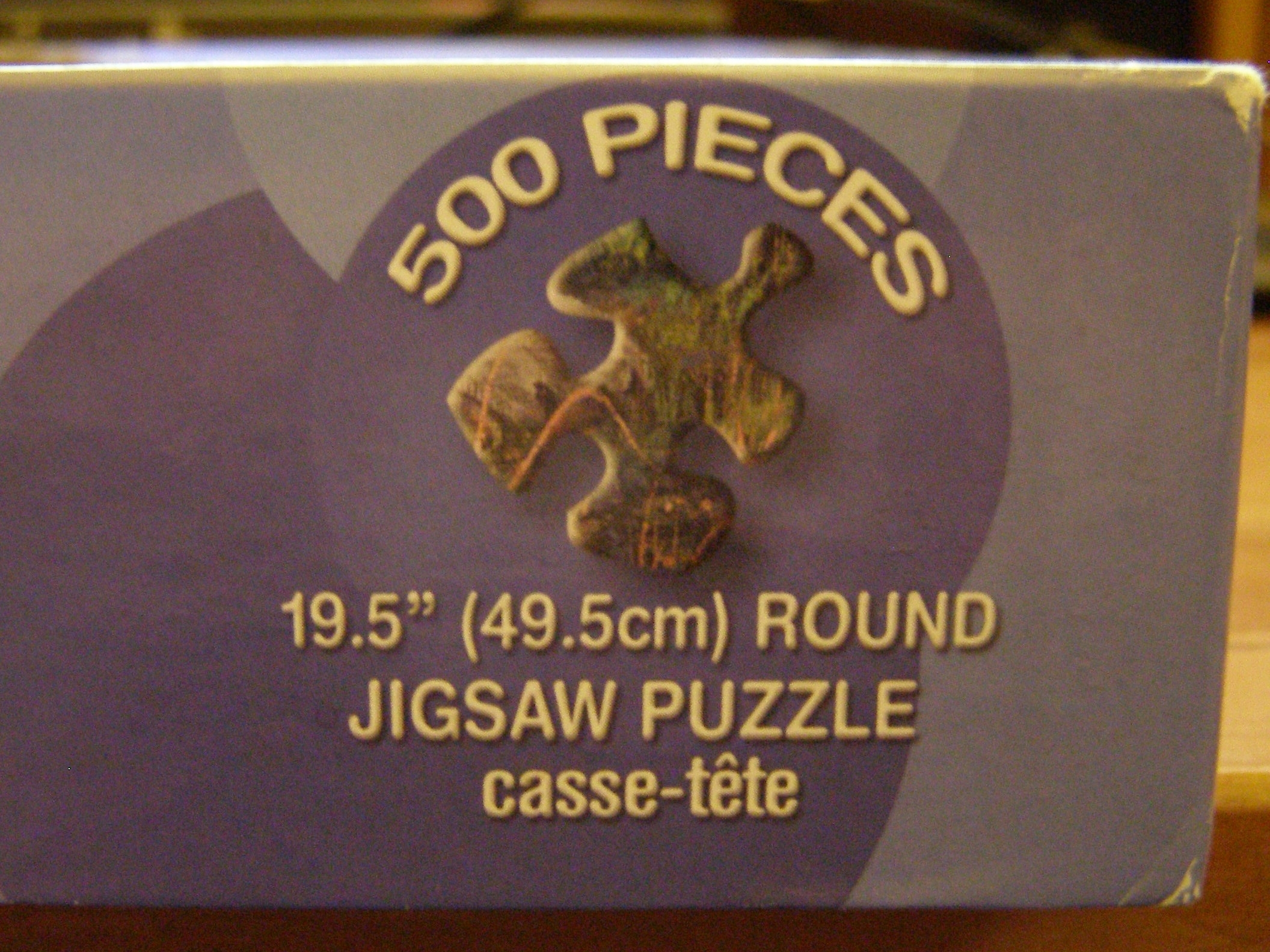 New Project: Fabricate Pieces to Complete a Defective JigsawPuzzle