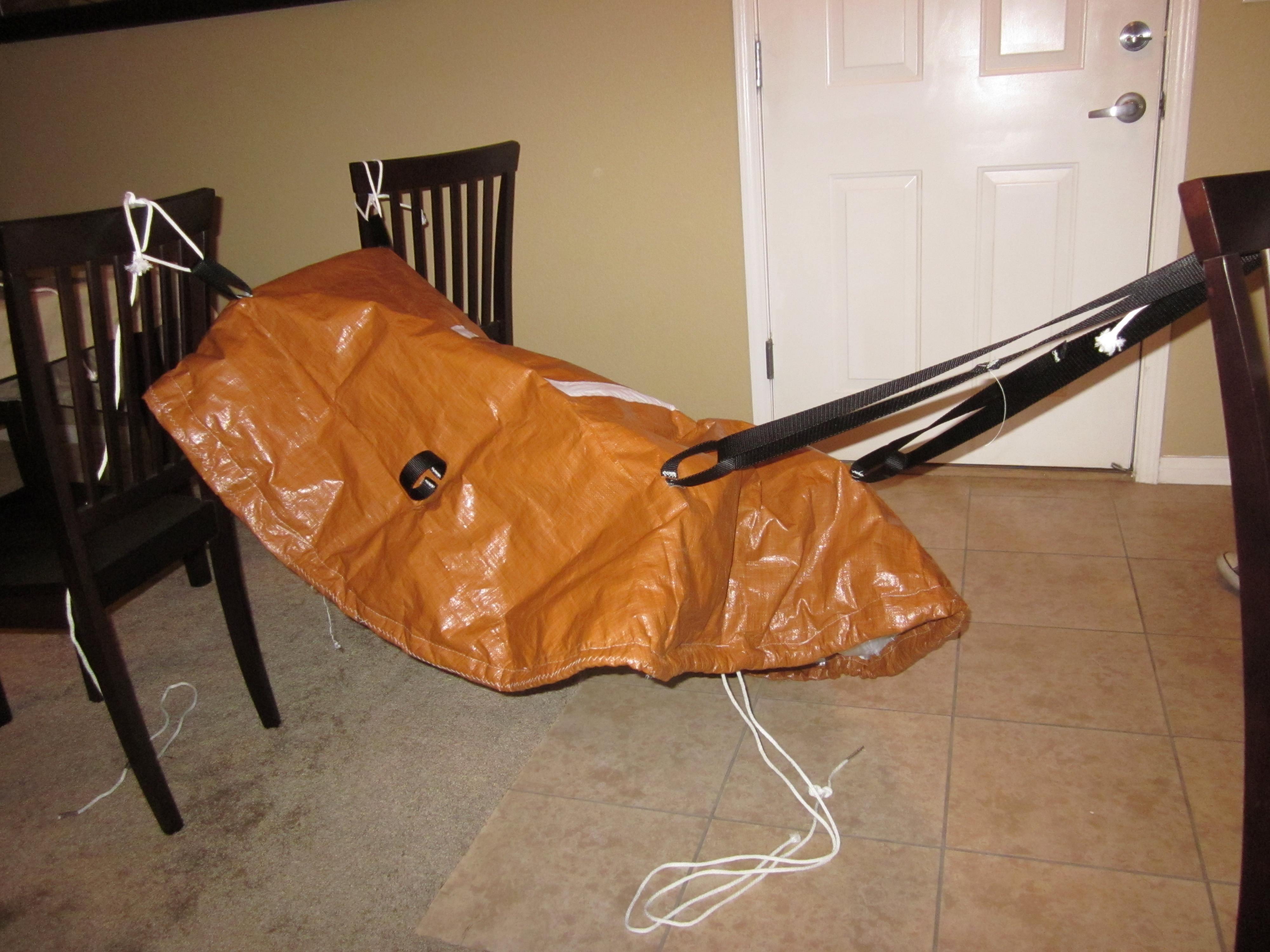 Wilderness Emergency Bag