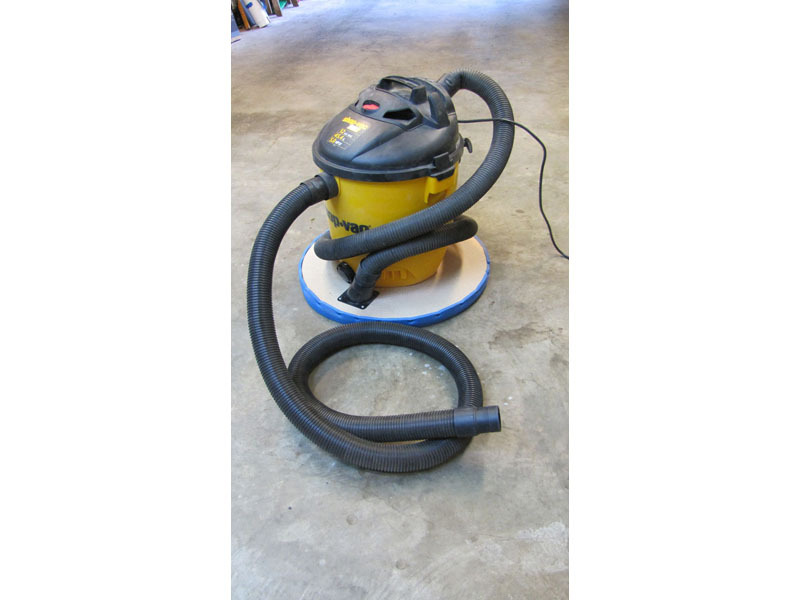 New Project: Hovercraft Shop Vac