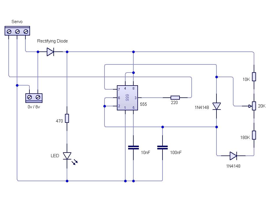 Control a Servo Motor WithoutProgramming