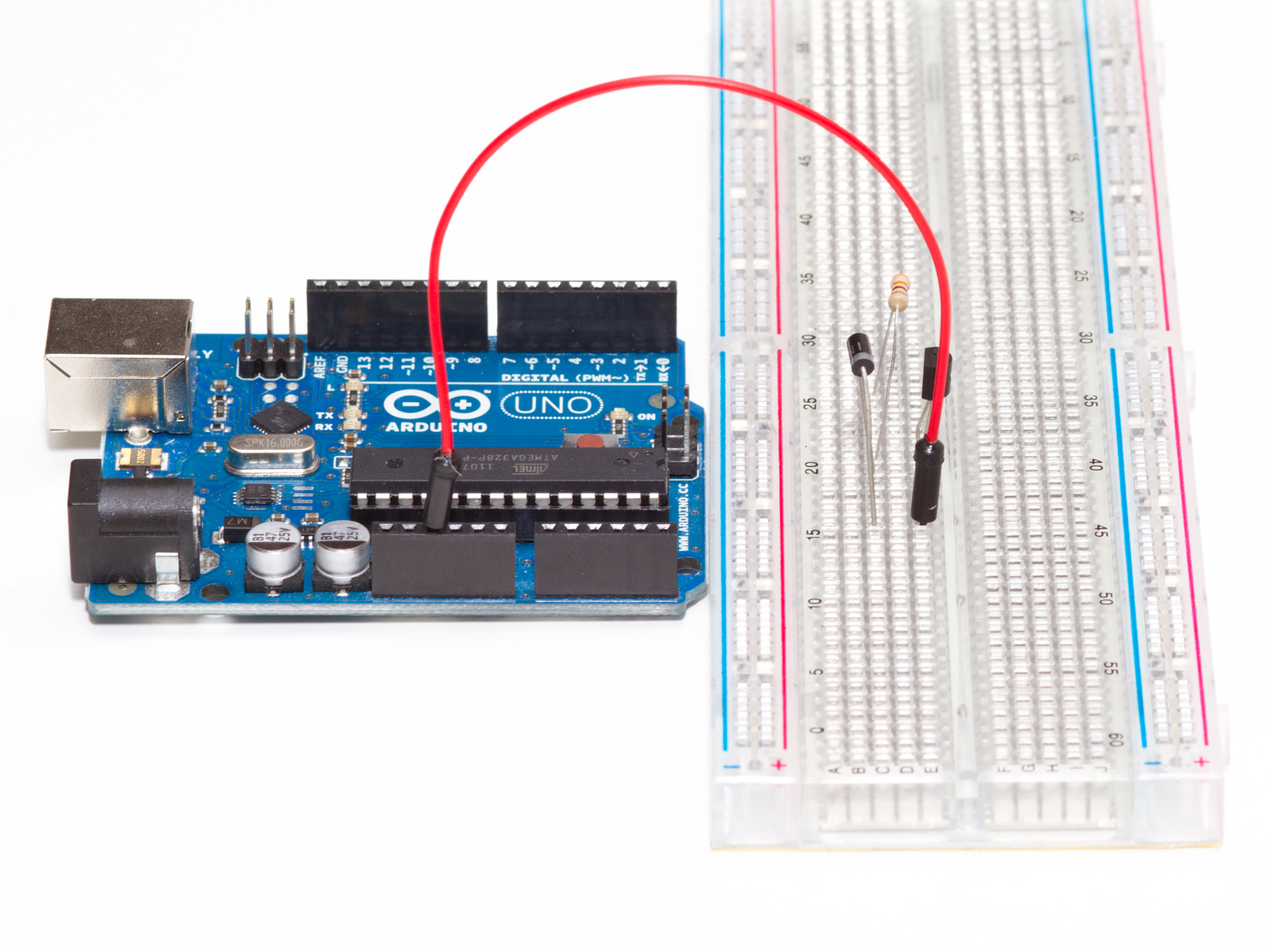 Control a 5V Motor with the Arduino