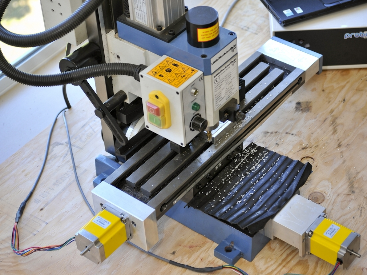 Cnc Mini Mill Conversion Kit Hardware