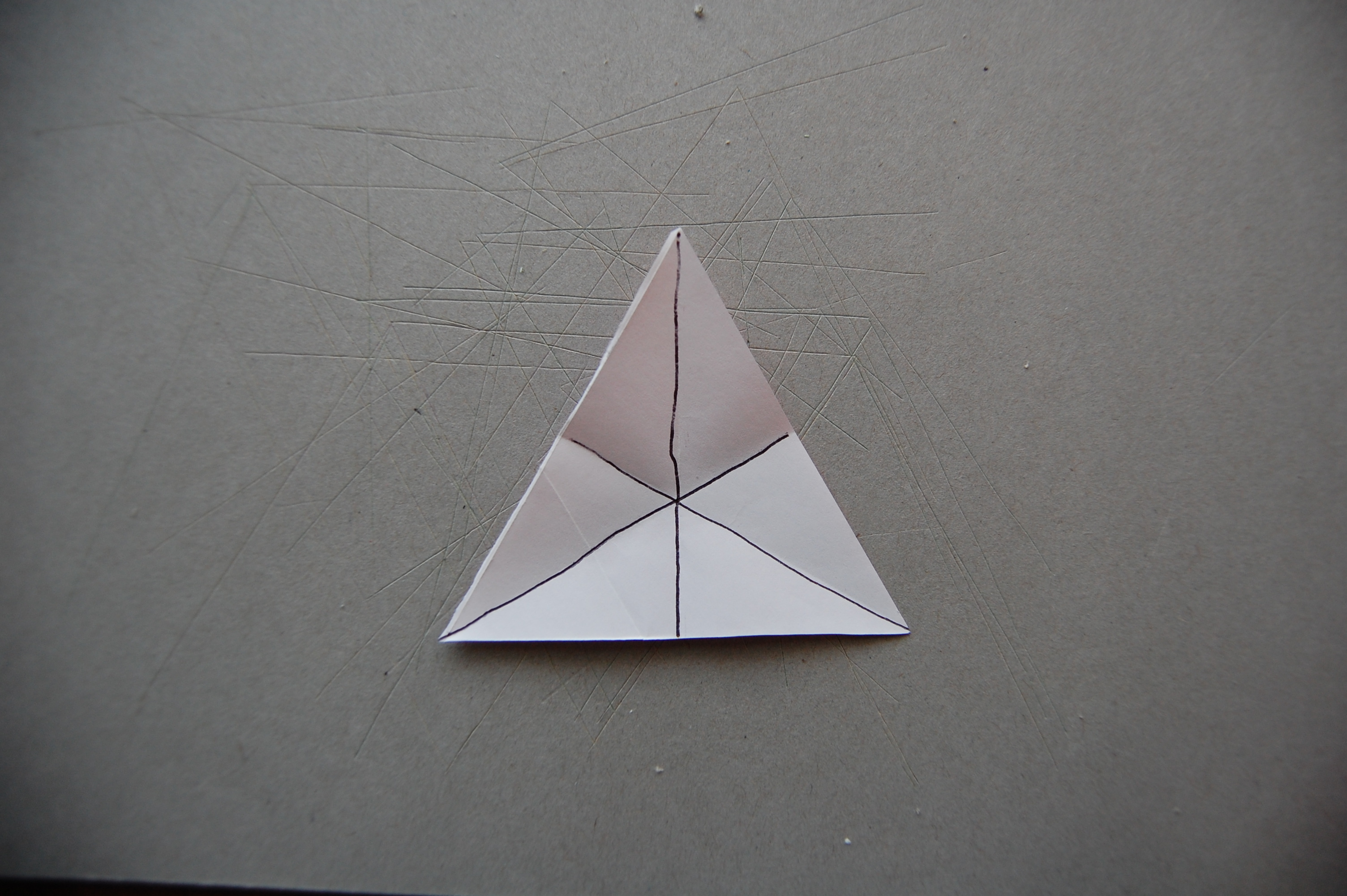What can you do with 40 triangles?