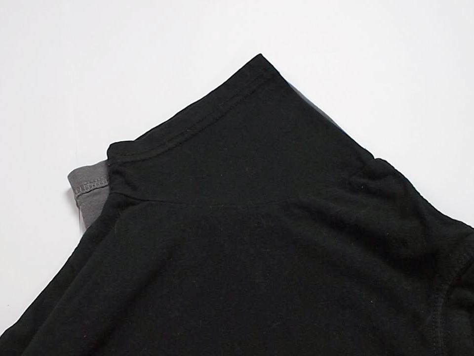 T-Shirt Mod: Boxy toFoxy
