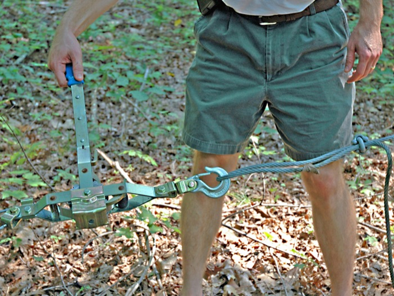 Build a Zip Line for Your Backyard | Make: